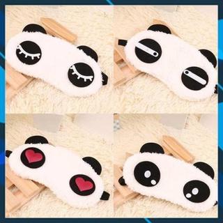Bịt Mắt Che Mắt Ngủ Hình Panda Dễ Thương (Mẫu ngẫu nhiên)
