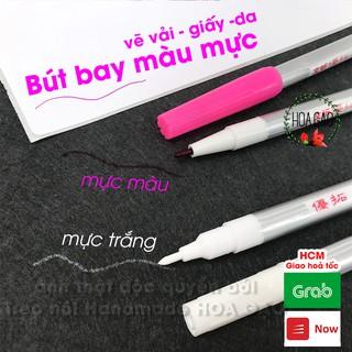 Bút đánh dấu, bút bay màu HOA GẠO GBB vẽ vải tự bay mực, tan trong nước, làm handmade giá rẻ freeship thumbnail