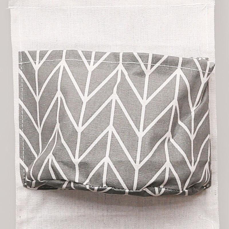 Túi treo tường bằng vải treo đồ,trang trí nhà cửa chất không thấm nước đựng đồ tiện dụng 2355 2355 GIA DỤNG GIA ĐÌNH