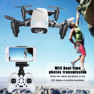 Máy bay Flycam Drone mini S9w (có camera wifi HD+tay cầm điều khiển từ xa)