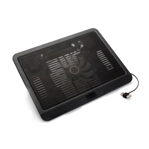Đế Quạt tản nhiệt laptop N19 (Đen)