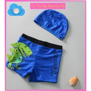 🌴[𝐓𝐚̣̆𝐧𝐠 𝐊𝐞̀𝐦 𝐍𝐨́𝐧 𝐁𝐨̛𝐢]🌴 Quần bơi, đồ bơi, nón bơi trẻ em, bé trai, kiếng bơi