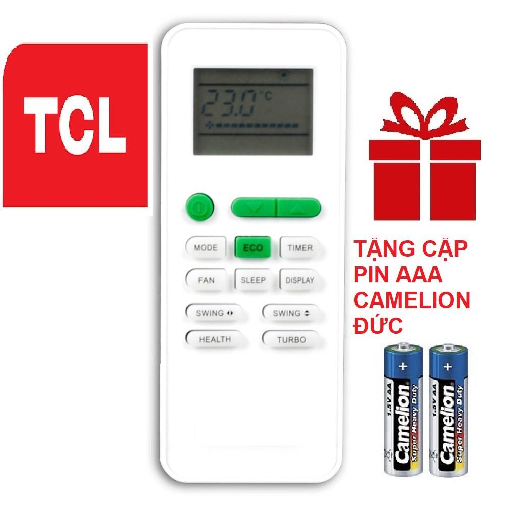 Remote máy lạnh TCL GYKQ-52 - Điều khiển điều hòa TCL GYKQ-52