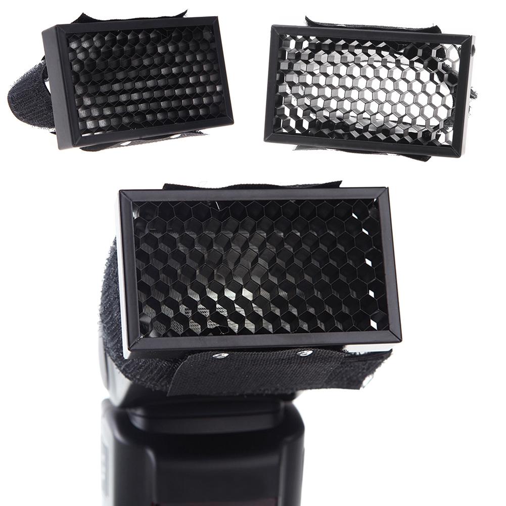 Honeycomb Honey Comb Grid FlashLight Flash Diffuser Softbox Bouncer