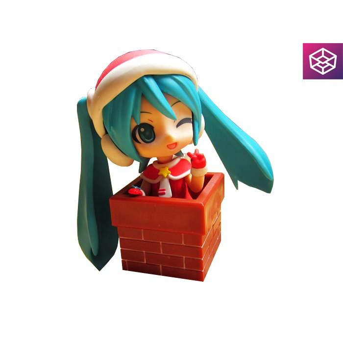 Mô hình nhân vật Nendoroid 280 Hatsune Miku: Santa Ver