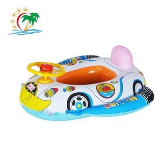Phao bơi hình ô tô cho bé