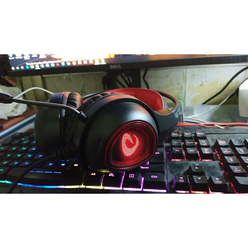 Tai nghe Dareu VH350se ( jack USB + 3.5) New BH 12T tại Mai Hoàng Giá chỉ 180.000₫