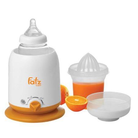 [SIÊU KM] máy làm ấm sữa cao cấp - 4 Chức Năng Fatz Baby FB3002SL  | HÀNG MỚI