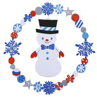 X- Mas mô hình snowman đáng yêu – Noen