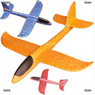 {Home}48cm EPP Foam Hand Throw Airplane Outdoor Launch Glider Plane Kids Toy Gift