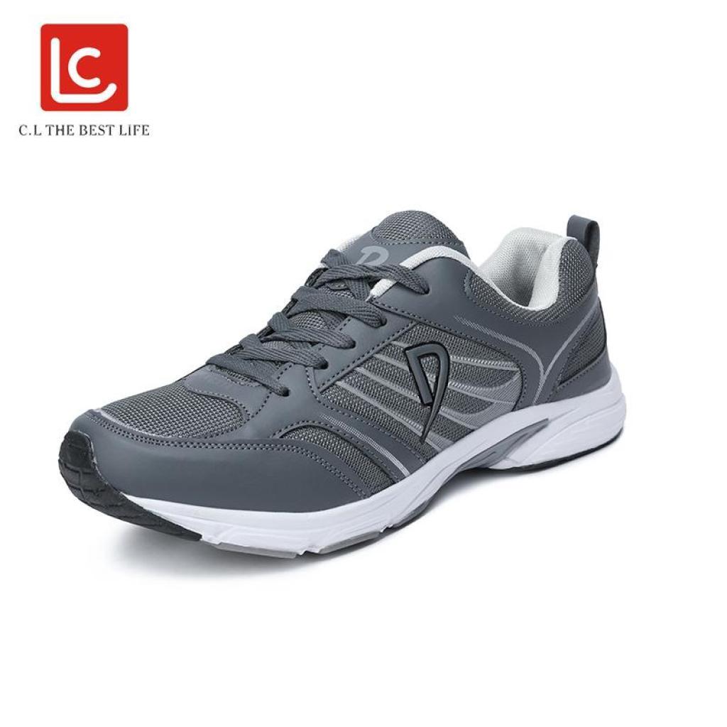 Sandals T-shirts Flip-flops รองเท้าผ้าใบผู้ชาย ไซส์ใหญ่พิเศษ วิ่ง เพื่อสุขภาพ size45-52CDM1303(แนะนำให้ซื้อเพิ่ม1เบandal