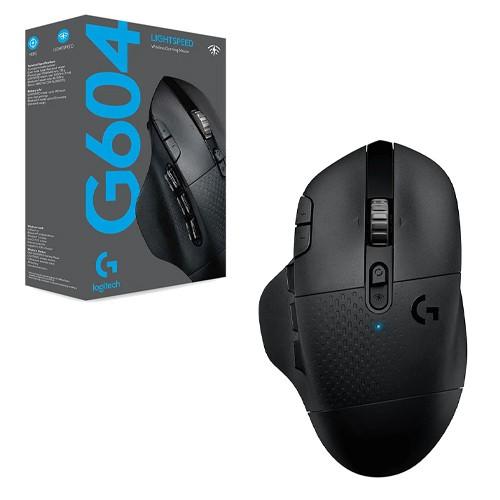 [Mã SKAMPUSHA7 giảm 8% đơn 250k]Chuột không dây Logitech G604 Lightspeed Wireless Gaming Mouse - Hàng chính hãng