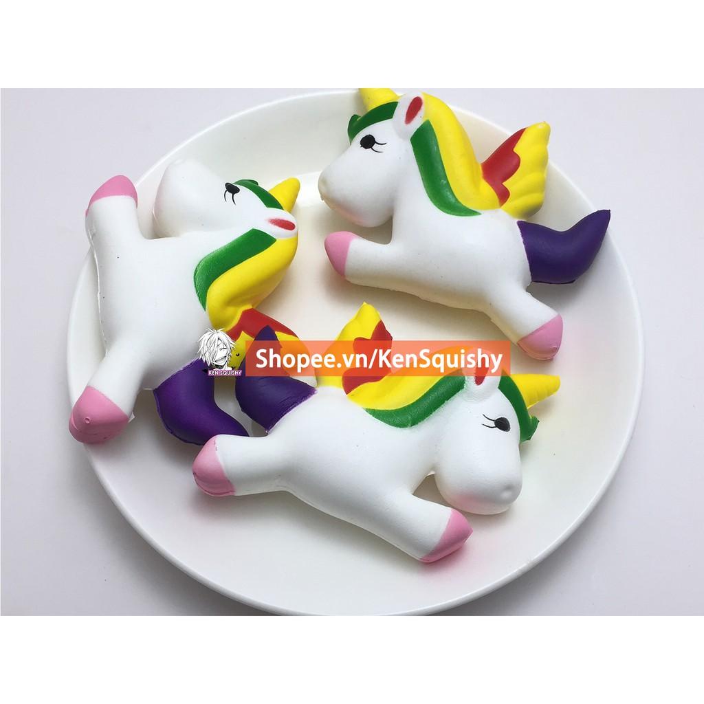 Squishy Ngựa Thần Unicorn