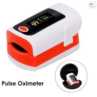 (hàng Mới Về) Máy Đo Lượng Oxy Trong Máu Tích Hợp Màn Hình Hiển Thị Led 2