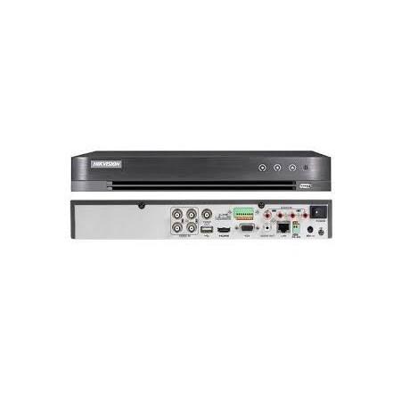 Đầu ghi hình  4 kênh HIKVISION DS-7204HUHI-K1/E(S) 8MP LITE
