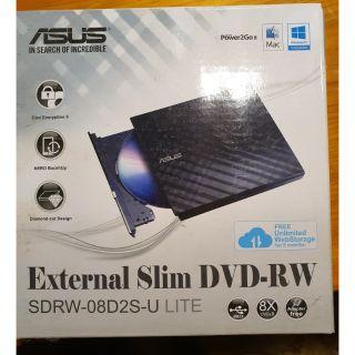 Ổ đĩa quang DVD cổng usb Asus SDRW-08D2S-U
