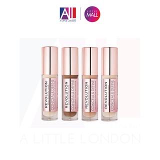 [TOP 1 SHOPEE] Kem che khuyết điểm Makeup Revolution Conceal And Define Concealer (Bill Anh)