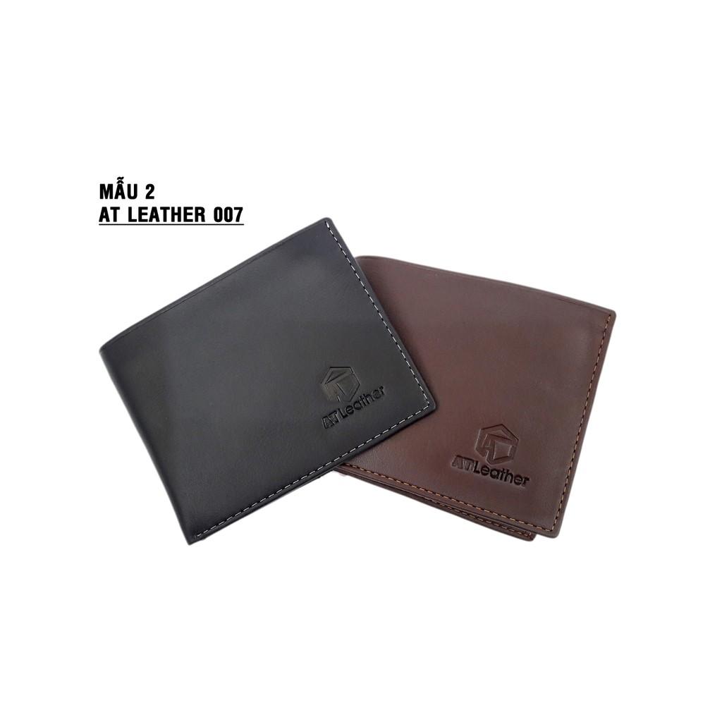 Ví da nam cao cấp AT Leather - 007