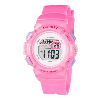 [Mã FASHIONRNK giảm 10K đơn 50K] Đồng hồ trẻ em bé gái Synoke 9568 thumbnail