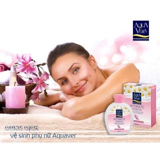 Dung dịch vệ sinh phụ nữ Aquavera Intimate Wash 250ml thumbnail