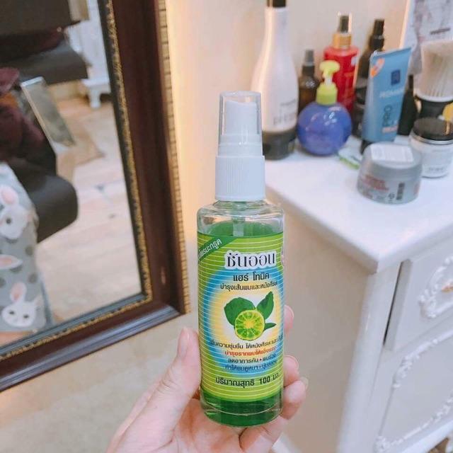 Tinh dầu bưởi xịt kích thích mọc tóc thái lan SUNON