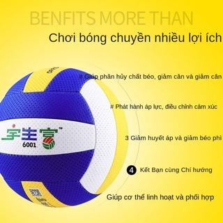 Bóng chuyền Yusheng Fuqi 6001 nhẹ mềm số 7 dành cho sinh viên đại học trung niên và cao tuổi tập luyện và thi đấu Bóng thumbnail
