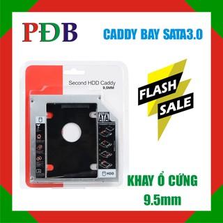 Caddy bay dùng cho SSD, HDD 2.5 9.5mm thumbnail