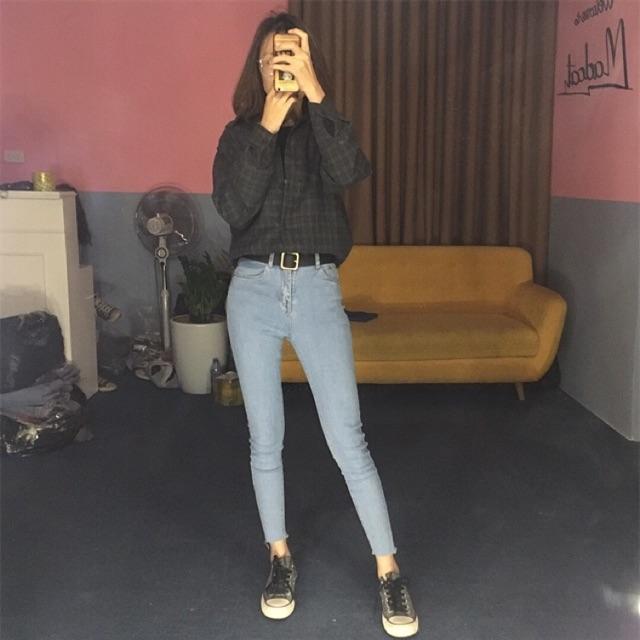 #Q80CS quần skinny jeans