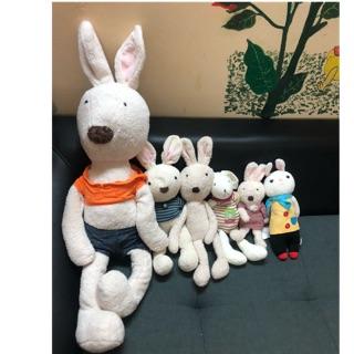 Combo thỏ xinh hàng si