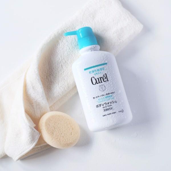 Sữa Tắm Toàn Thân Cấp Ẩm Chuyên Sâu Curel Intensive Moisture Care Body Wash  420ml | Shopee Việt Nam