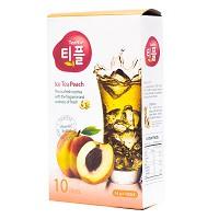 Trà Đào Hòa Tan Nokchawon Sweet Peach Iced Tea (Hộp 10 gói x 14g)