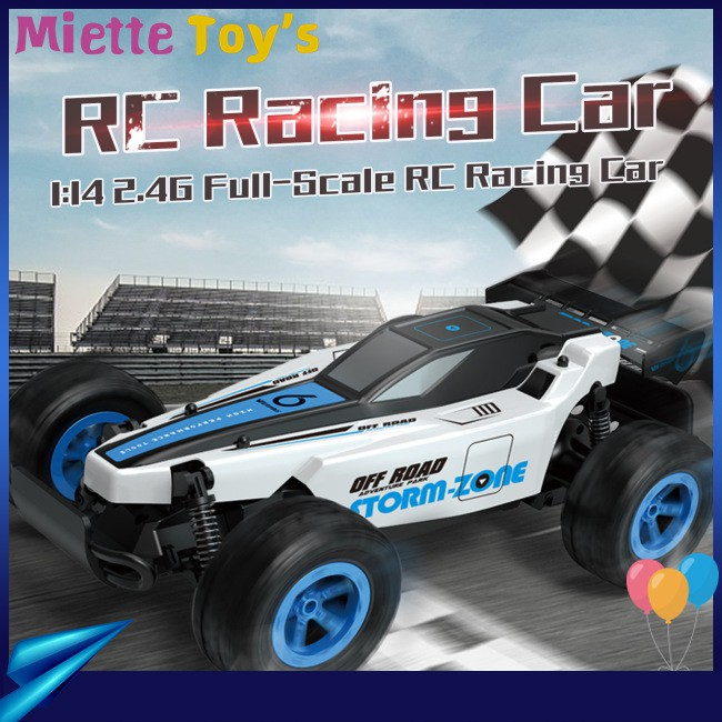 Racing Climbing RC Stunt Car Drift Vehicle Model Toy For Boy 2.4G Electric Racing Control Speed 1:14 Car High Remote 4WD RC