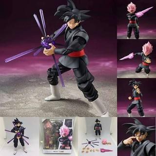 [Hàng có sẵn, Xả hàng tăng doanh số] Mô hình khớp cử động Figma Black Goku cao 15cm – Mô hình Dragon Ball