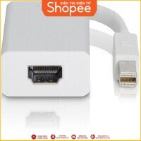 [Hàng Có Sẵn] Phụ kiện cáp Mini Display Port to HDMI Adapter Mini