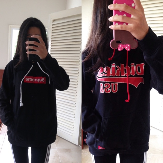 Combo 2 áo hoodie supreme và dickies - 3037631 , 376154024 , 322_376154024 , 240000 , Combo-2-ao-hoodie-supreme-va-dickies-322_376154024 , shopee.vn , Combo 2 áo hoodie supreme và dickies