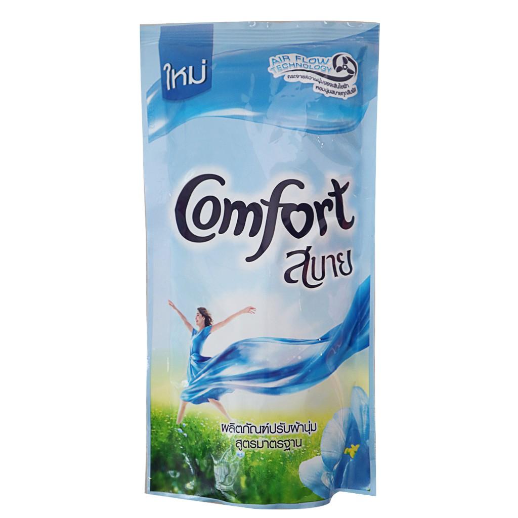 [Mã 267FMCGSALE giảm 8% đơn 500K] COMBO 2 Bịch Nước Xả Comfort 580ml ( Giao 2 màu ngẫu nhiên )