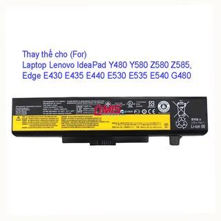 Pin laptop Lenovo IdeaPad Y480 Y580 Z580 Z585, Edge E430 E435 E440 E530 E535 E540 – G480 – 6 CELL