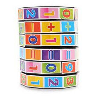 Rubik học toán cho bé 2380 korea store88