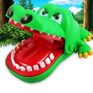 Trò chơi khám răng cá sấu (xanh lá cây) – Muasamhot1208
