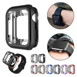 Ốp đồng hồ thông minh bằng TPU mềm mạ điện dành cho Apple IWatch Series 2/3/4/5 38/40/42/44MM