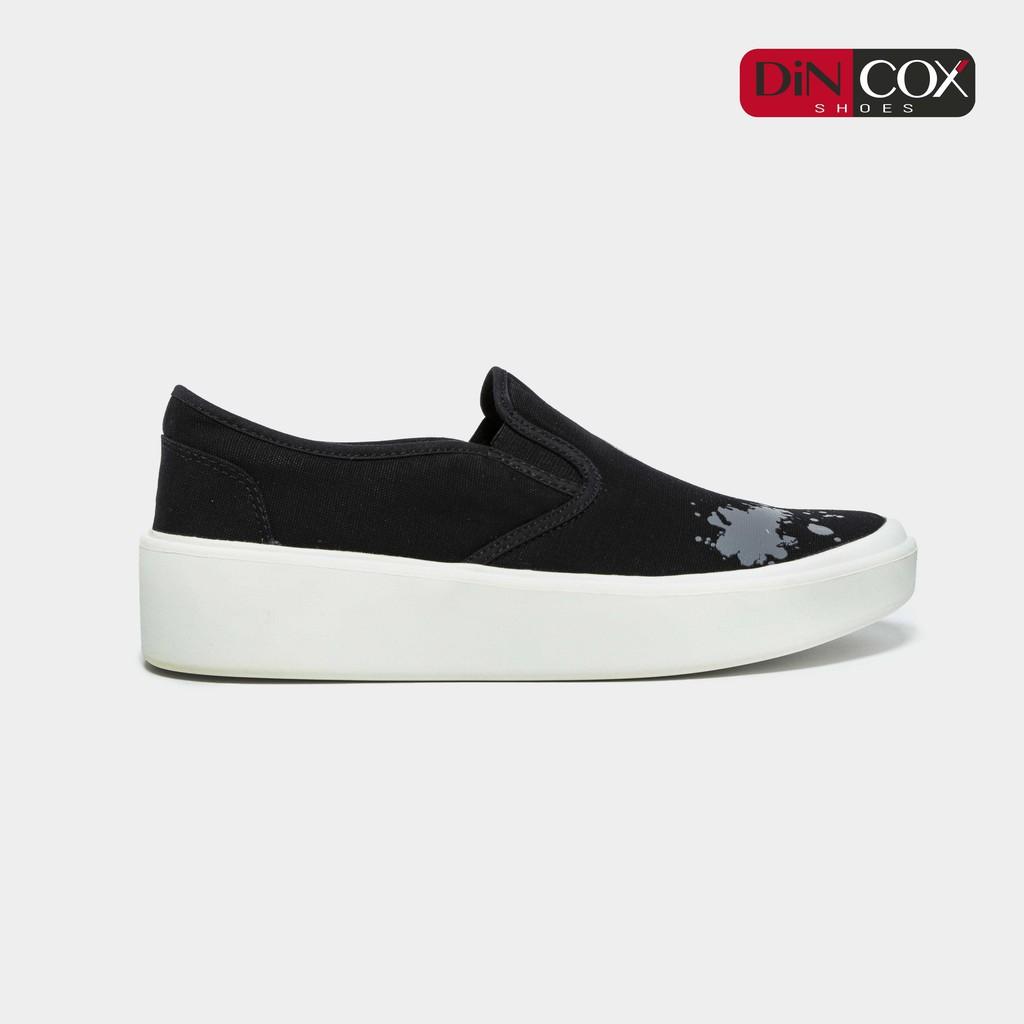 Giày Sneaker  Dincox D24 Black Unisex
