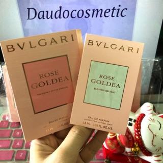 [ vial ] Nước hoa Bvlgari Rose Goldea EDP - Rose Goldea Blossom Delight 1.5ml thumbnail