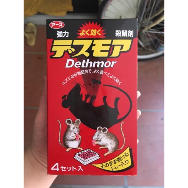 Diệt chuột Dethmor Nhật Bản