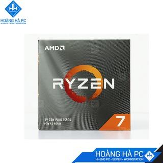 Chíp vi xử lý AMD Ryzen 7 3700X (3.6 GHz Turbo Up To 4.4 GHz, 8 Nhân 16 Luồng, 32MB Cache, AM4) thumbnail