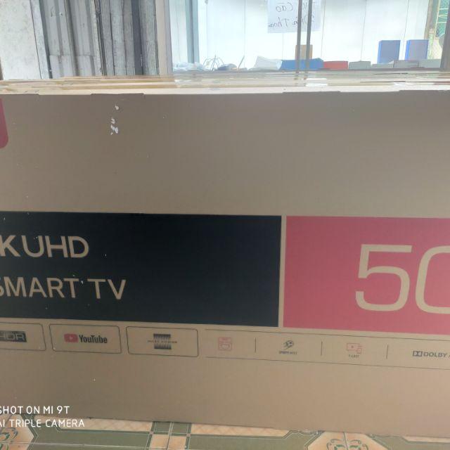Tivi thông minh TCL 50 inch 4K bảo hành chính hãng 3 năm