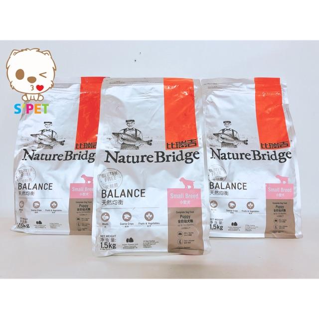 THỨC ĂN HẠT NATURE BRIDGE BALANCE