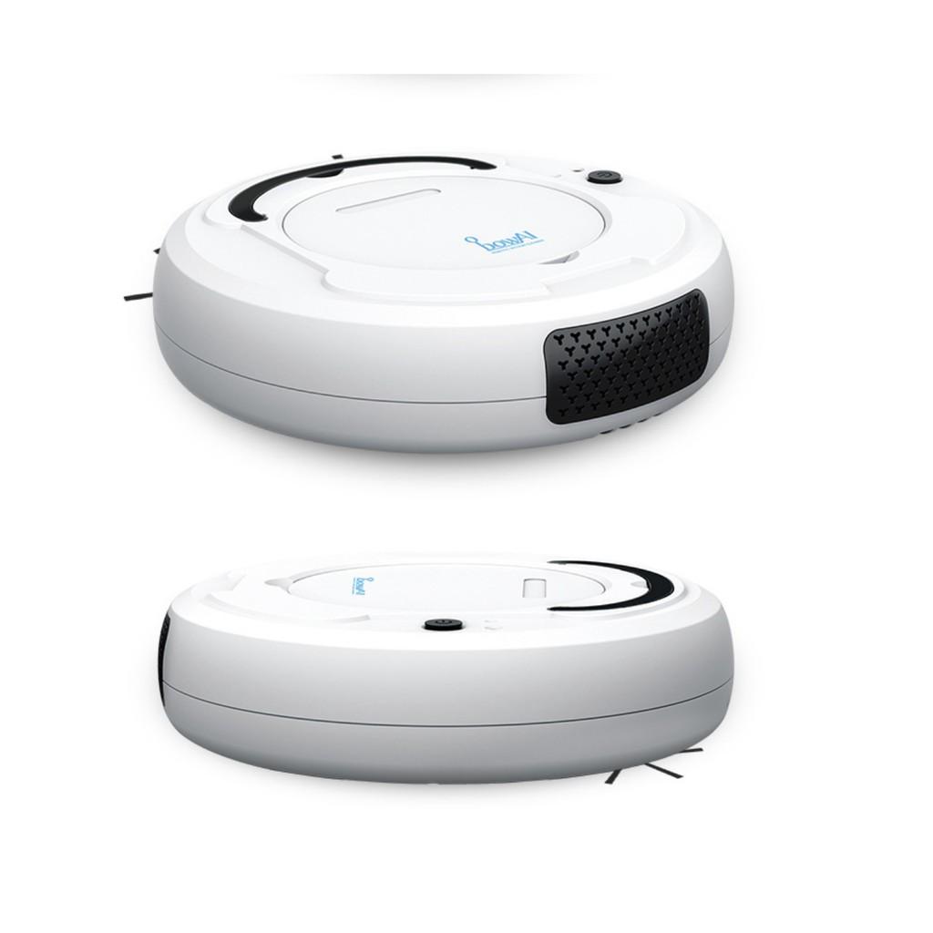 máy hút bụi thông minh Bowai vacuum cleaner quét nhà và lau nhà thông minh  ( pin sạc)S P