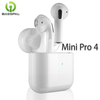 Tai Nghe Basspal Tws Pro 4 Bluetooth Không Dây Nhét Tai Chất Lượng Cao