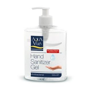 Gel rửa tay diệt khuẩn AQUAVERA -500ml