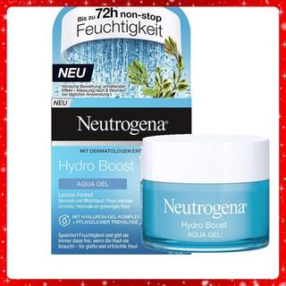 Kem dưỡng da Neutrogena Aqua gel và Aqua cream cho da dầu và da khô thumbnail